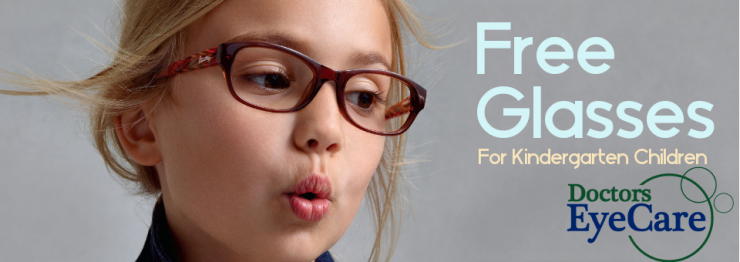 Free Glasses for Kindergarten Kids